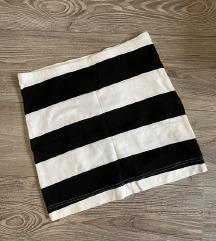 Kratka uska H&M suknja