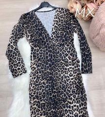 haljina sa printom