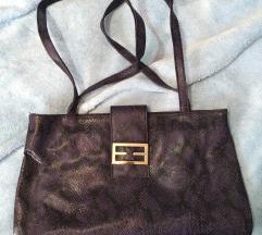 Ljubicasta torba Elegantna