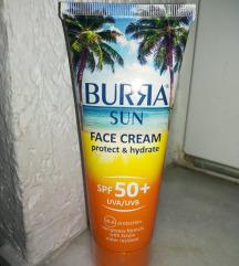 Burza krema za suncanje za lice 50 +