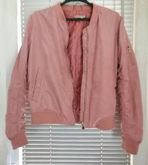 Roze bomber jakna