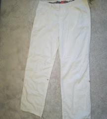 ♫ ♪ ♫  HUGO BOSS bele pantalone 40/42