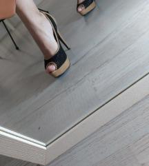 Cipele visoka štikla 39broj