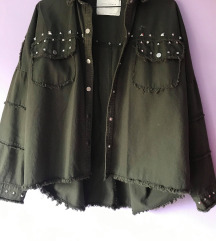 ZARA oversized jakna