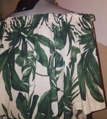 H&M tropska haljina