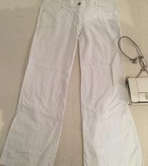 Bele zvoncare pantalone