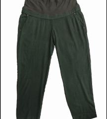 H&M mama letnje pantalone za trudnice 46