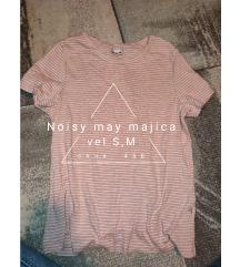 Noisy may pamucna majica M