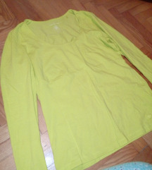 Florescentna zelena majica Tom Tejlor