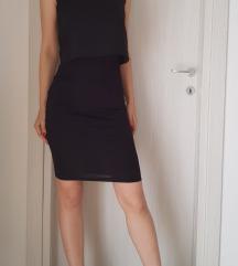 Legend crna haljina