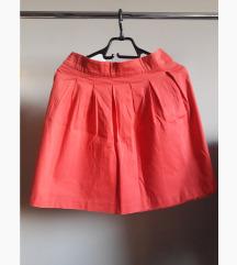 ORSAY crvena suknjica