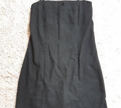 Stradivarius mala crna haljina