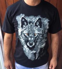 Muska majica ~ WOLF ~ simbol snage 🐺 NOVO
