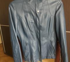 Teget kozna jakna