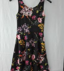 H&M skater floral haljina NOVA sa etiketom