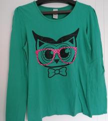 C&a majica sa macom S