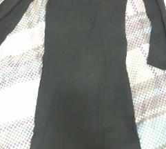 Haljina puf rukavi