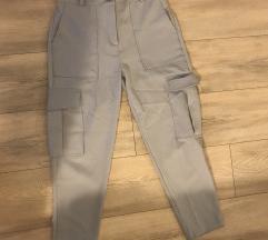Baby blue pantalone