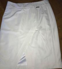 bela svecana suknja