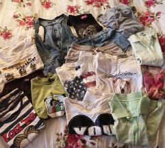 Lot garderobe