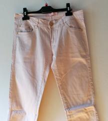 Puder roze pantalone M