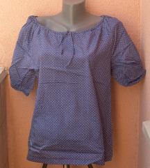 Sitne tufne, baggy majica iz sedamdesetih