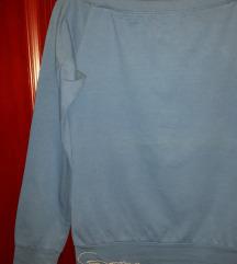 Svetlo plava bluza
