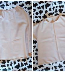 KOMPLET - suknja i bluza