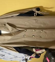 Zara oversized mantil NOV