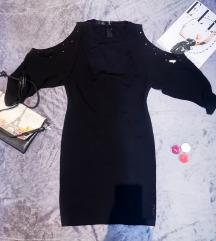 GUESS haljina providni rukavi