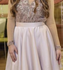 Svečani komplet-haljina