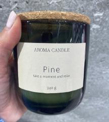 Aroma candle nova ukrasna sveca