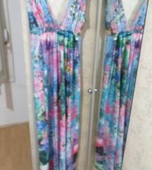 Dugacka haljina snizena sada 500.00