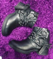 Safran čizme kratke