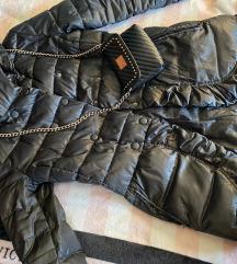 Original SISLEY crna jakna