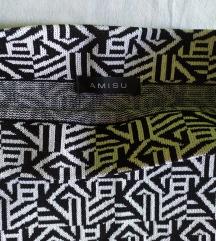 Amisu geometrijska suknja