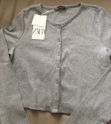 Zara crop dzemper - NOVO - sada 999 din