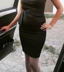 Crna haljina s-m