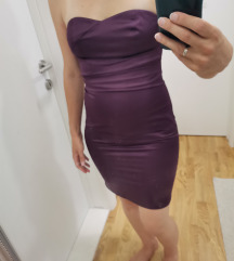 Svecana top haljina