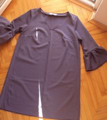 Siva haljina xxl-novo
