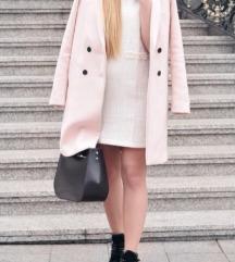 Zara roze kaput