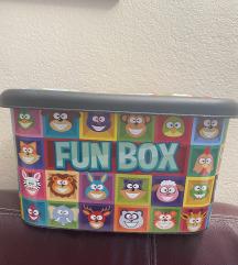 JUMBO dve kutije za odlaganje