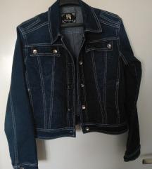 Teksas jakna (naznaceno XL ali je manja - M/L)