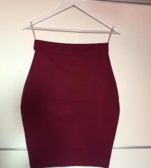 Duboka suknja rastegljiva