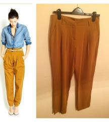 Benetton senf pantalone