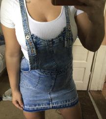 H&M teksas haljina