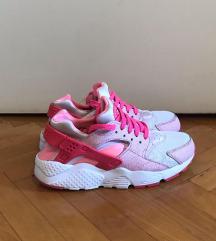 Nike air huarache 'lava pink'