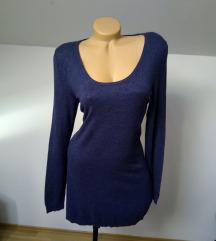 *Tezenis* plava haljina*uni *