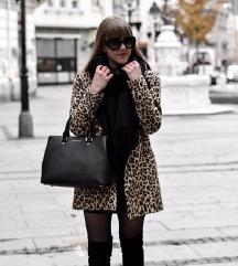 Zara kaput novo leopard
