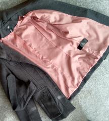 Novo! Sivi kaput H&M